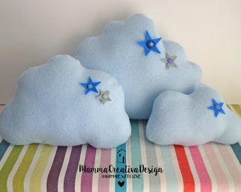 Cloud-Cloud Pillow Pillow