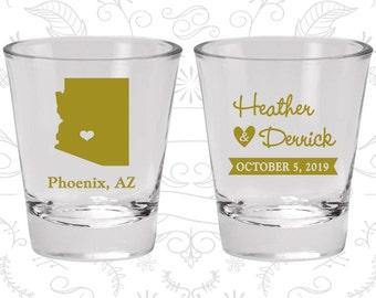 Arizona Shot Glass, Arizona Shot Glasses, Arizona Glass, Arizona Glasses, Arizona Glassware (102)