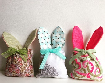 Easter Bunny Bag Sewing Kit