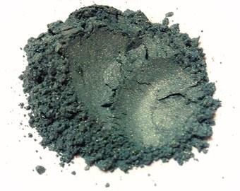 OCEAN VIEW Mineral Eye Shadow - Natural Makeup - Gluten Free Vegan Face Color
