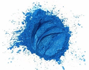 WILD BLUEBERRY Pure Mineral Eye Shimmeral Mineral Makeup Eyeshadow