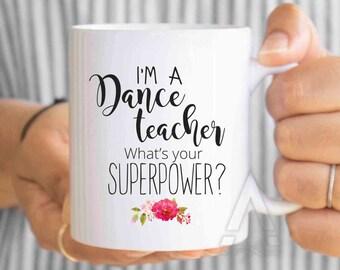 Dance teacher gifts | Etsy