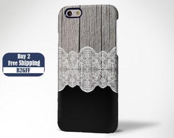 White Lace Floral Wood iPhone 6s Plus Case,iPhone 6s Case,iPhone 6 Plus Case,iPhone 6 Case,iPhone 5s Case,iPhone 5 Case,iPhone 5C Case,4,4s