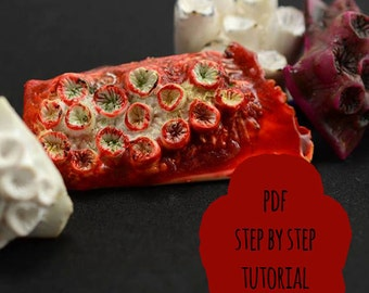 PDF polymer clay tutorial: under the sea world