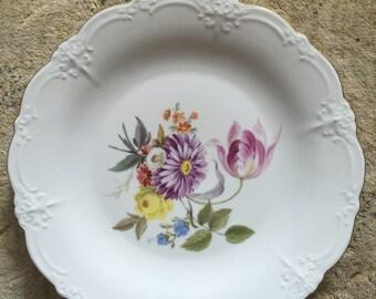 Vintage Tirschenreuth luncheon plate