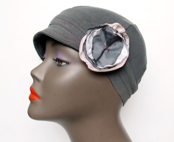 chemo hat cancer headcover hat chemo cotton by