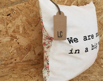 Holster cushion We are Small in a Big Way Floral
