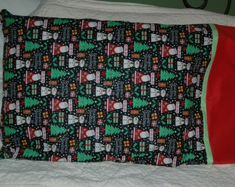 Pillowcase, Christmas pillowcase