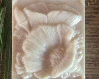 Poppy - Goat's Milk & Shea Butter Soap