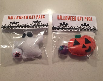 Halloween Cat Pack - HOLIDAY DISCOUNT