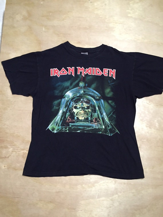 Vintage Iron Maiden Shirts 60