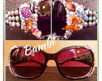 Forrest Friends Theme 'Embellished Sunglasses'