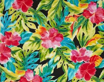 Tropical Dog Collar - Hawaii Dog Collar - Martingale, Buckle, or House Collar - See Item Detail Below