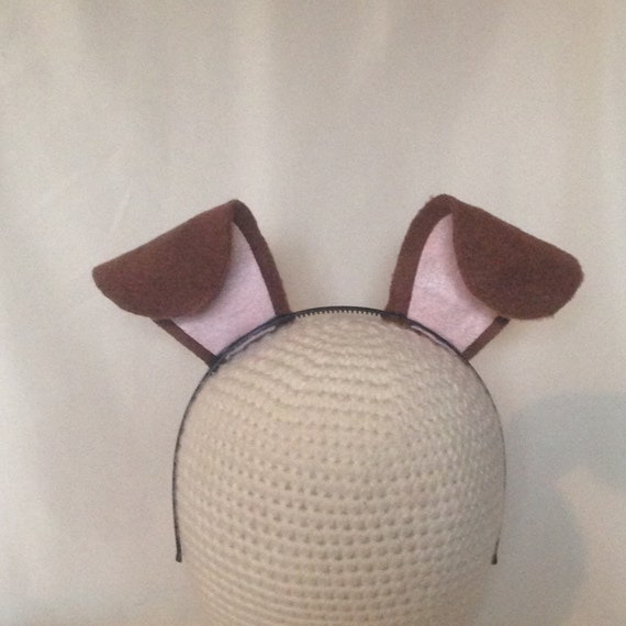 how to make dog ears stand up