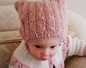 Crochet Baby Hats & Scarfs