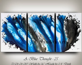 Large Contemporary Wall Art abstract painting large wall artcontemporaryartdaily on etsy