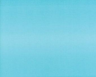 1/2 Yard - Ombre - Turquoise - V and Co - Vanessa Christenson - Moda Fabrics - Fabric Yardage - 10800-209