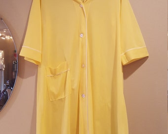 1960s Sears, Roebuck Nylon Pajama Top