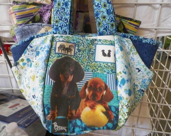 Cute Dachshund Should-Bag