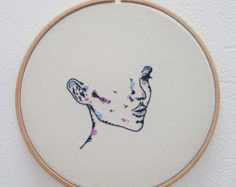 Portrait Embroidery