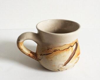Vintage Nemadji Pottery Mug