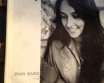 Joan Baez - Vol 2 - vinyl record