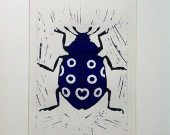 Polo mint beetle.