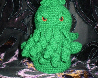 Customize Character Dice Bag: Cthulhu Inspired