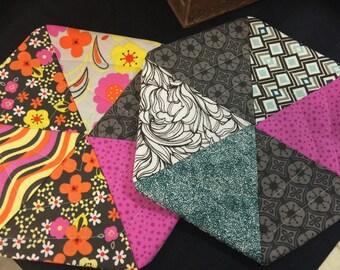 Hand sewn Cotton Trivet/Potholder