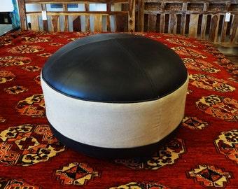 Upholstered Stool / Ottoman