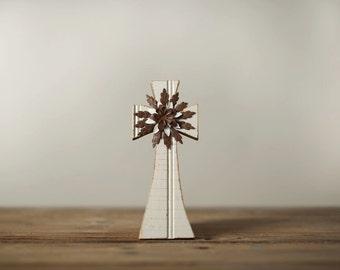 Medium Wood Cross