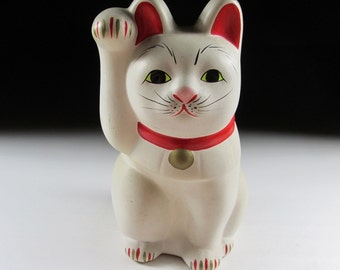 VERY LARGE Maneki Neko Collectibles