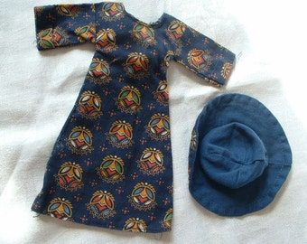 Vintage 1970s  sindy high society outfit