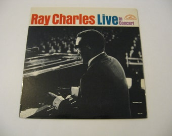 Ray Charles - Live In Concert - 1964