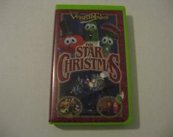 VeggieTales - The Star OF Christmas - (VHS)