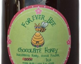 Chocolate Honey - Large