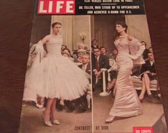 Life Magazine, September 6, 1954