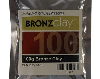 BRONZclay 100g Package (MCB100)