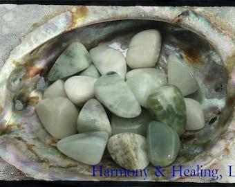Jade: Luck, Abundance, Openning the heart