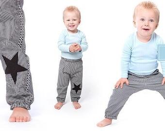 Minikrea sewing patterns - pants 20302