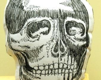 Cadaverous Cavity - Skull
