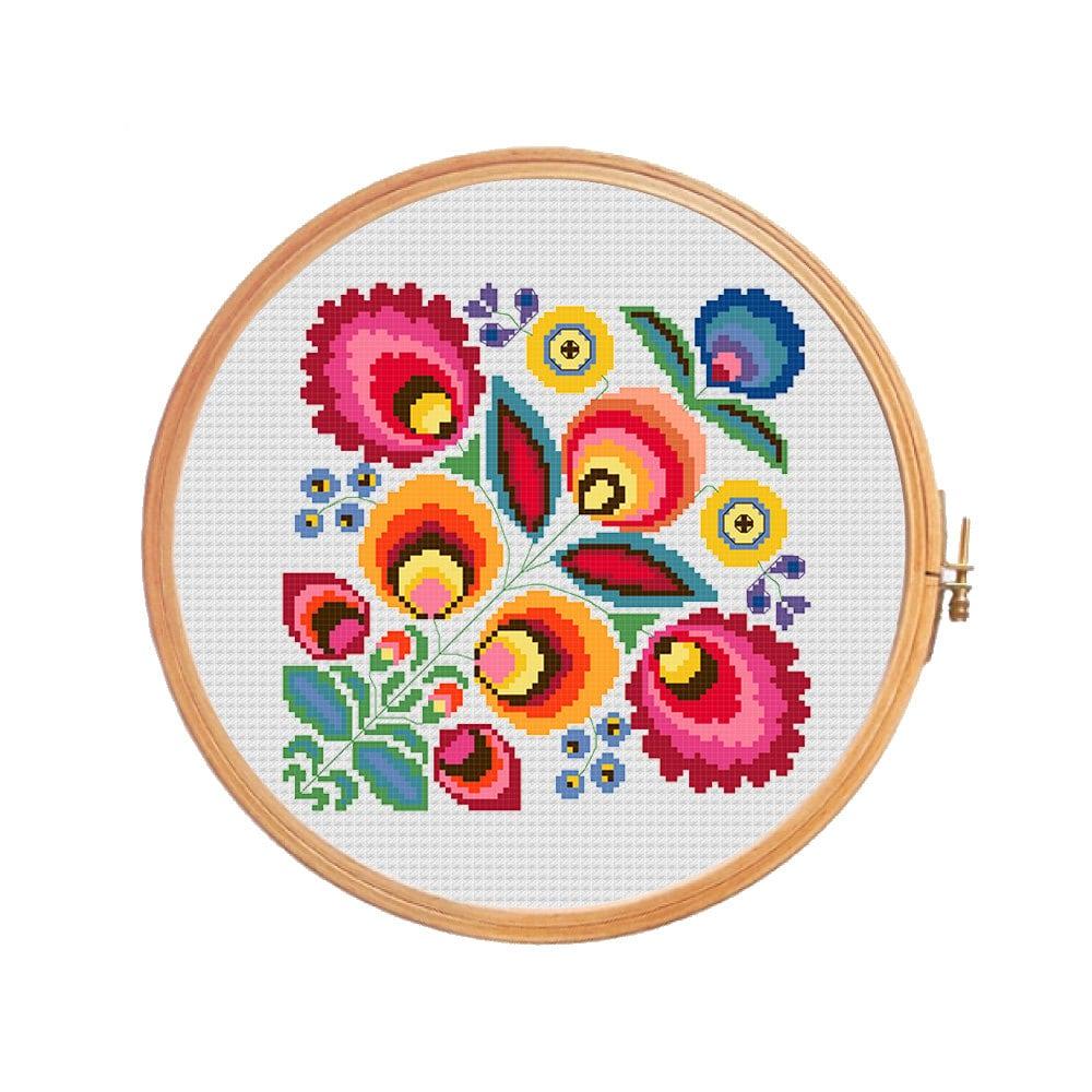 Modern cross stitch patterns pixshark images