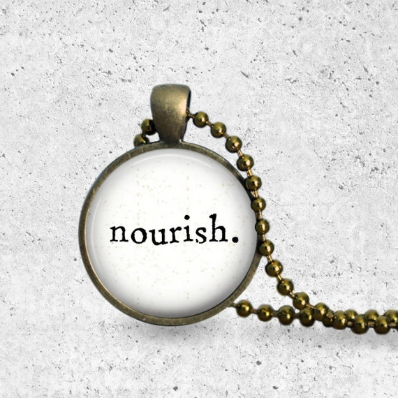 Be Kind To Yourself, Food Jewelry, Nourish The Body, Feed The Soul, Nourish, Nourish To Flourish, Spoon Charm, Dinner Plates, Dinner Plate
