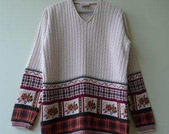 Classic by Kappahl vtg  jacket size L / XL