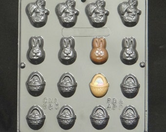 Easter Assortment Chocolate Candy Mold Easter 883