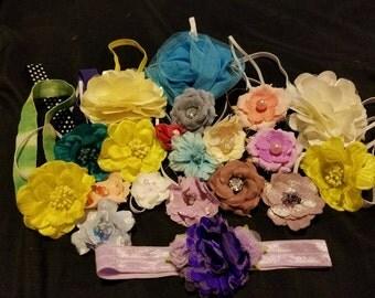 20 Adorable Baby Headbands