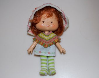 Cafe Ole Vintage Strawberry Shortcake Doll 1979 American Greetings