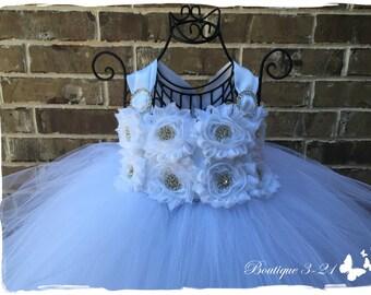 White Shabby flower girl, White Flower Girl Dress, White tutu dress, White wedding, White dress, White tutu