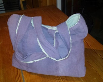 Slouchy tote