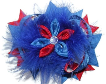 Patriotic Stacked bow